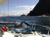Happy Crew - Sailing Trip West Ireland